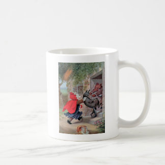 Roosevelt Bears Play Little Red Riding Hood Coffee Mug