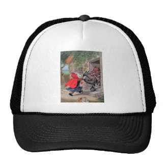 Roosevelt Bears Play Little Red Riding Hood Trucker Hat