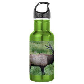 Roosevelt Bull Elk 18oz Water Bottle