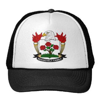 Roosevelt Family Crest Trucker Hat