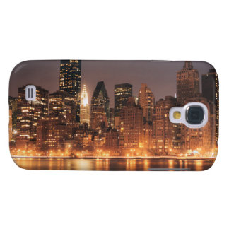 Roosevelt Island View of the New York City Skyline Galaxy S4 Cover