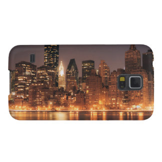 Roosevelt Island View of the New York City Skyline Cases For Galaxy S5