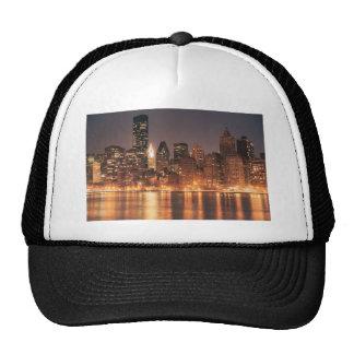 Roosevelt Island View of the New York City Skyline Trucker Hat