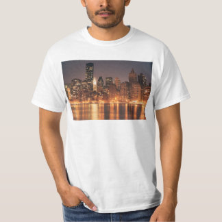 Roosevelt Island View of the New York City Skyline T-Shirt