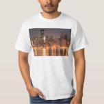 Roosevelt Island View of the New York City Skyline Tee Shirt