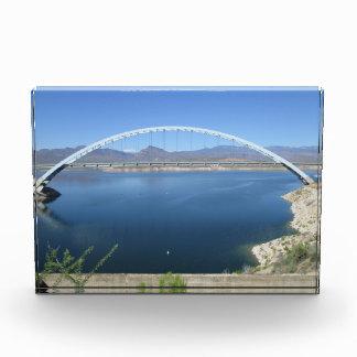 Roosevelt Lake Arch Bridge Awards