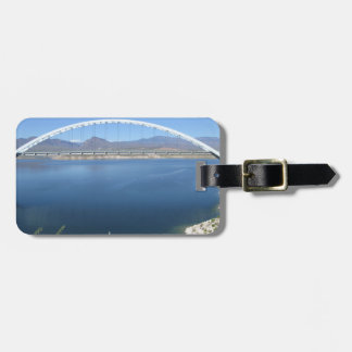Roosevelt Lake Arch Bridge Bag Tag