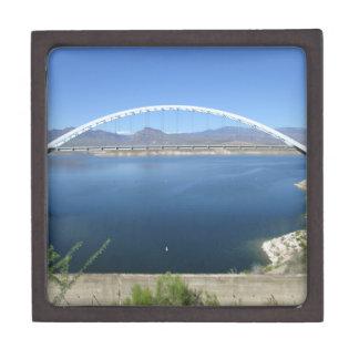 Roosevelt Lake Arch Bridge Gift Box
