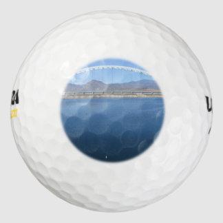 Roosevelt Lake Arch Bridge Golf Balls