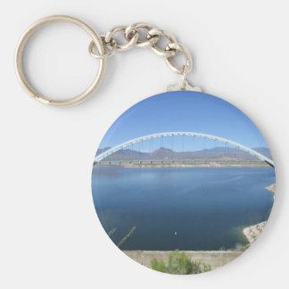Roosevelt Lake Arch Bridge Keychain