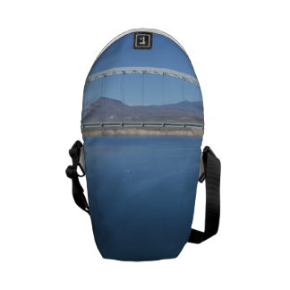 Roosevelt Lake Arch Bridge Messenger Bag