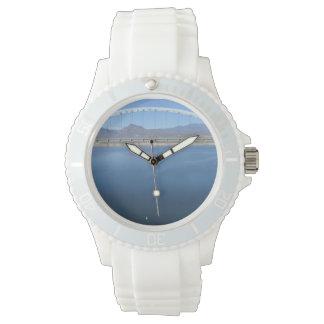 Roosevelt Lake Arch Bridge Wrist Watches