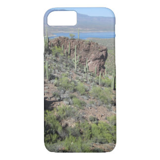 Roosevelt Lake View Tonto National Monument iPhone 8/7 Case