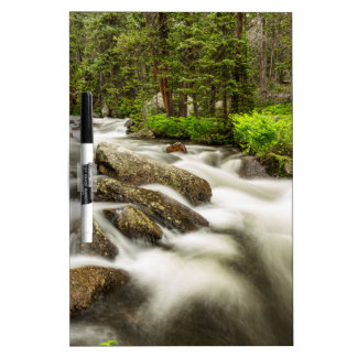 Roosevelt National Forest Stream Dry Erase Board
