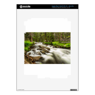 Roosevelt National Forest Stream Decals For iPad 3