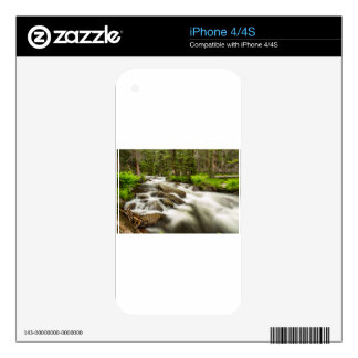 Roosevelt National Forest Stream Skins For The iPhone 4S
