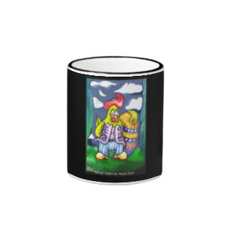 ** Roostar wishes you Happy Easter ** Ringer Coffee Mug