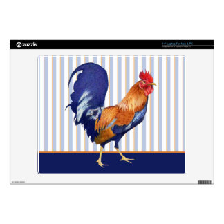 Rooster 14 Laptop For Mac PC Skin Laptop Decals