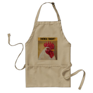 Rooster 1 (Cock-A-Doodle-Doo) Apron