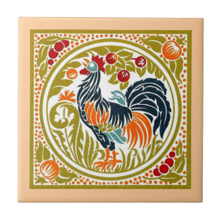Rooster 3 tiles