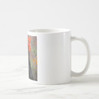 Rooster#434 Classic White Coffee Mug