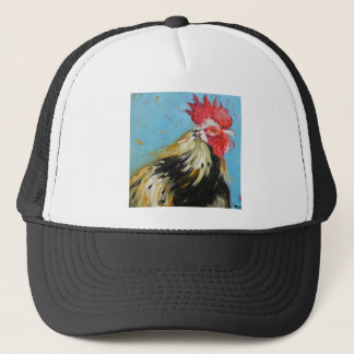 Rooster#450 Trucker Hat