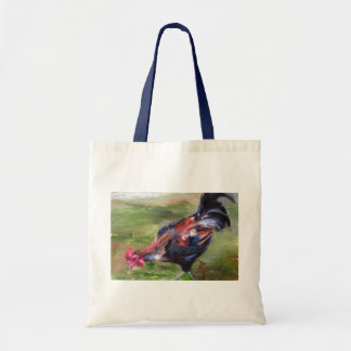 Rooster aceo Bag