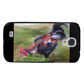 Rooster aceo IPhone 3 Case