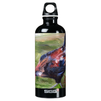 Rooster aceo SIGG traveler 0.6L water bottle