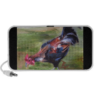 Rooster aceo Speaker