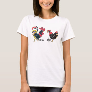 Rooster and Hen T-Shirt