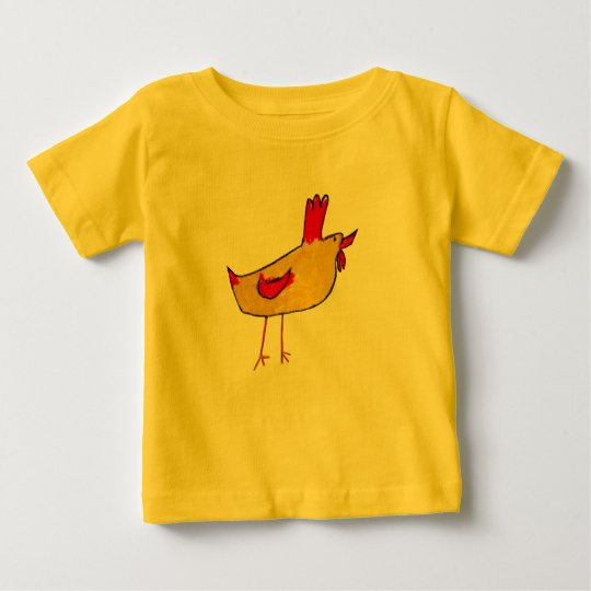 Rooster Baby Baby T-Shirt