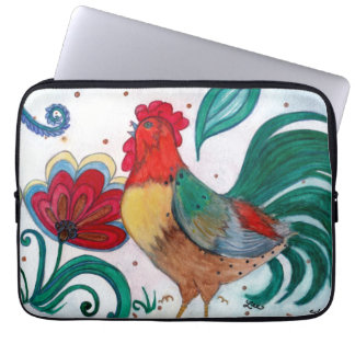 Rooster Bag Computer Sleeve
