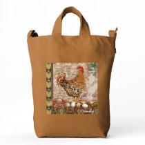 Rooster Baggu Duck Bag