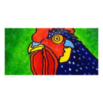 ROOSTER by Piliero Card