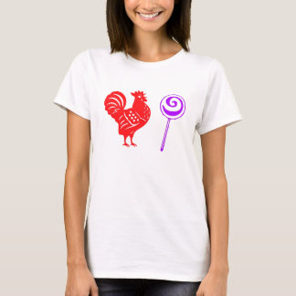 """""""Rooster Candy"""" shirt"""