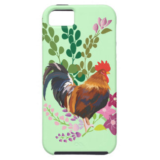 rooster iPhone 5 cases