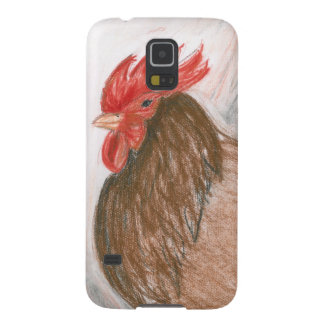 Rooster Case For Galaxy S5