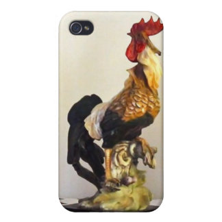rooster case for iPhone 4