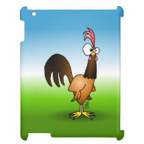 Rooster Case For The iPad 2 3 4