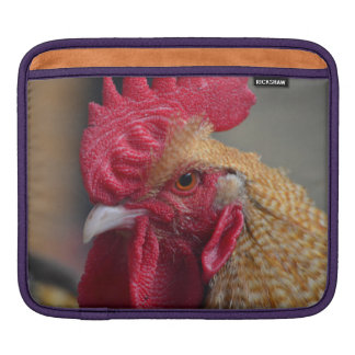 Rooster Chicken Sleeve For iPads