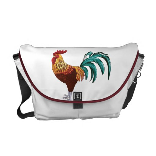 ROOSTER COURIER BAG