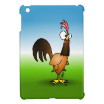 Rooster Cover For The iPad Mini