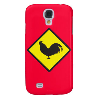 ROOSTER crossing Samsung Galaxy S4 Cover