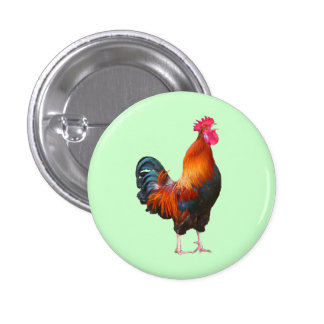 Rooster Crowing Button