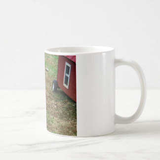 Rooster Crowing Coffee Mug