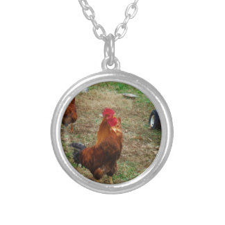 Rooster Crowing Jewelry