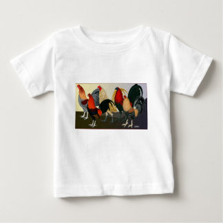 Rooster Dream Team Baby T-Shirt