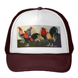 Rooster Dream Team Trucker Hat