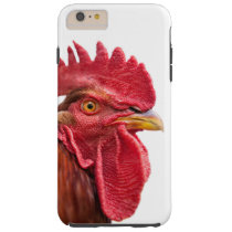 Rooster Face Tough iPhone 6 Plus Case